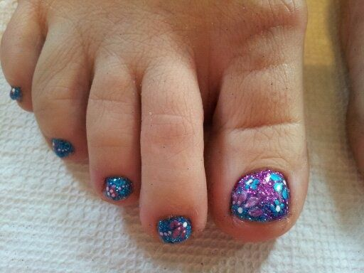 Nails by Amy by Perfect10nails - Nail Art Gallery  nailartgallery.nailsmag.com by Nails. Nail Color DesignsToe ... - 173 Best Pedicure Toenail Art Images On Pinterest Pedicures, Toe