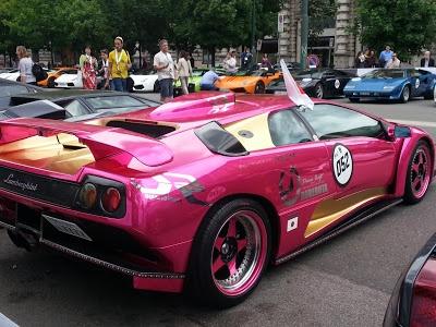 PinkSpeedBlog: Lamborghini 50° Anniversary Tour http://pinkspeedblog.blogspot.it/2013/05/lamborghini-50-anniversary-tour.html