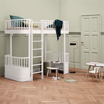 Fesselnd Oliver Furniture Hochbett Wood Weiß Leiter Vorne Jetzt Bestellen Unter:  Https://moebel