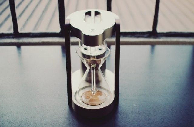 Ratio coffee brewer
