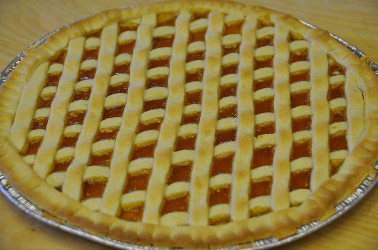 torta crostata di pastafrolla