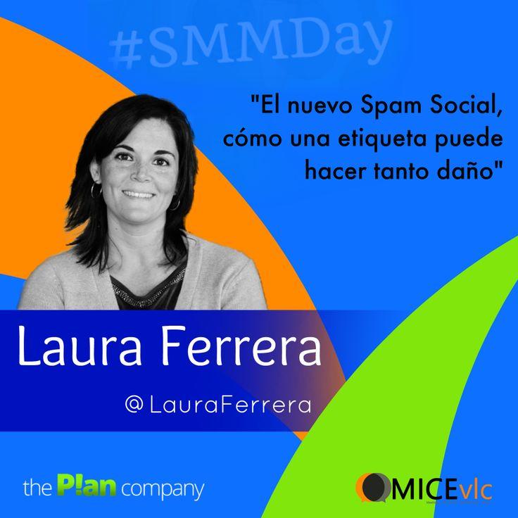 Seguro que muchos habéis sufrido alguna vez Spam Social, esas publicaciones en #RedesSociales en las que os etiquetan sin saber muy bien por qué.   Laura Ferrero nos hablará en el #SMMDay de Valencia sobre este fenómeno, y cómo actuar ante casos así.