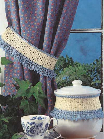 Country Edgings Free Crochet Pattern Of The Day From Freepatterns 10 16