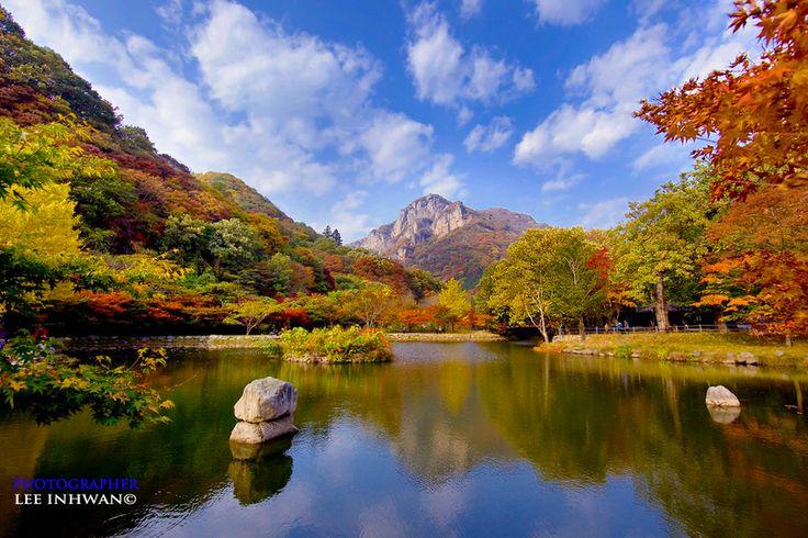 Memory of fall by LEE INHWAN on 500px