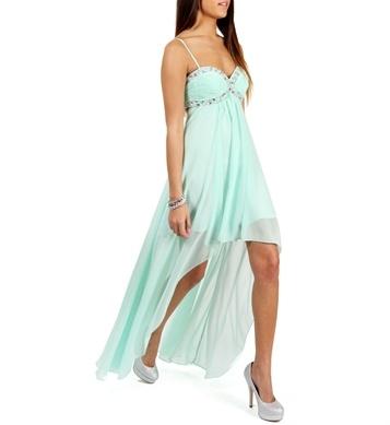 Tambrey- True Mint Prom Dress