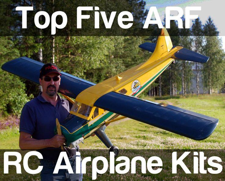 RC Airplane Kit ARF Haviland Beaver Kit