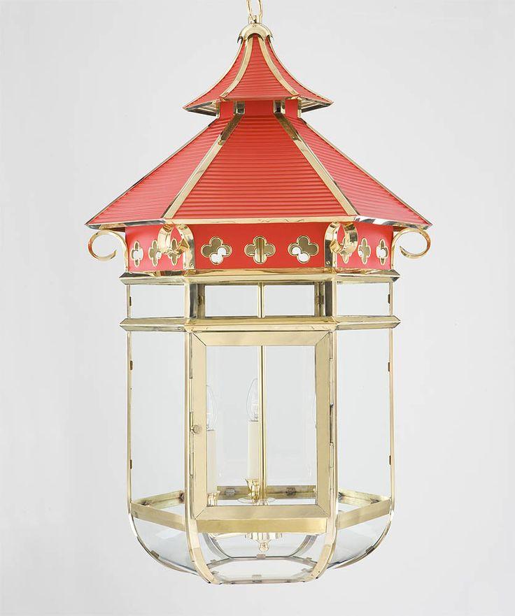 Hanging Boston Lantern Hl 312 Charles Edwards Lighting