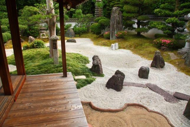 Jak urządzić ogród japoński? - WP Dom
