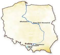 Znalezione obrazy dla zapytania wisła rzeka