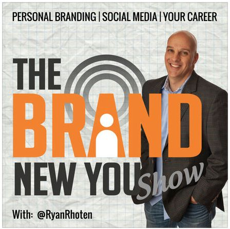 It was great to chat with @ryanrhoten about the essential steps to take to secure your #dreamjob ! Brand New Your Show is the podcast to listen to for careers inspiration and advice! www.janejacksoncoach.com/podcast