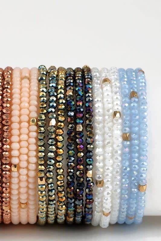 2 in 1 zierliche Wickelarmband & Halskette – 7 Farbauswahl   – artsy – #amp #art… – Bracelets
