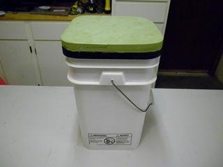 Fishing Bucket Seat  Box