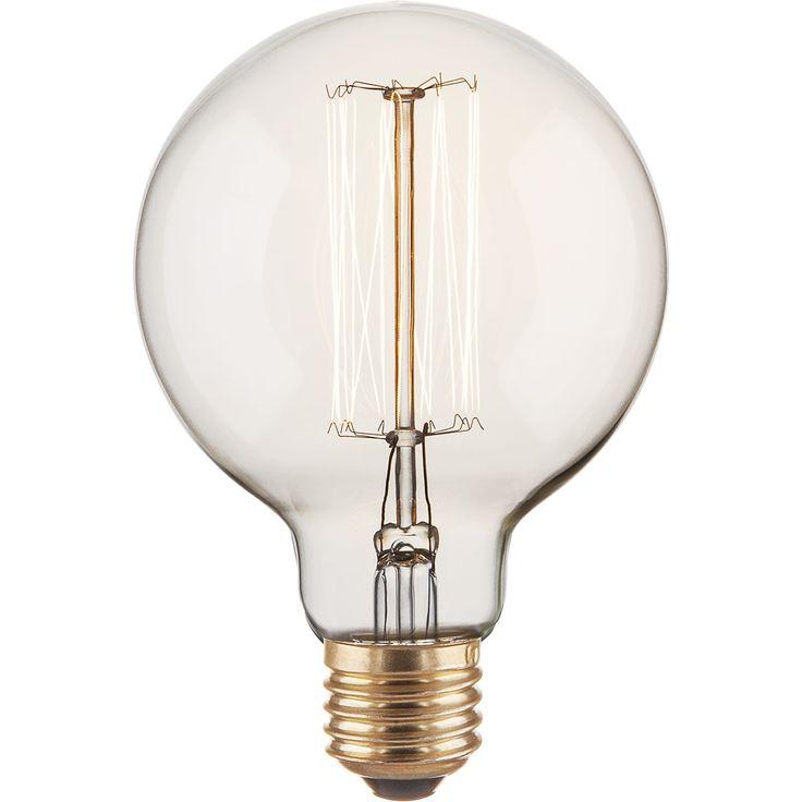 Фотография товара Ретро лампа ЭдисонаG95 60W