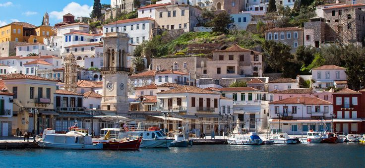 #5. HYDRA, SARONIC - 5 Beautiful Greek Islands You Need To Visit When Going To Greece