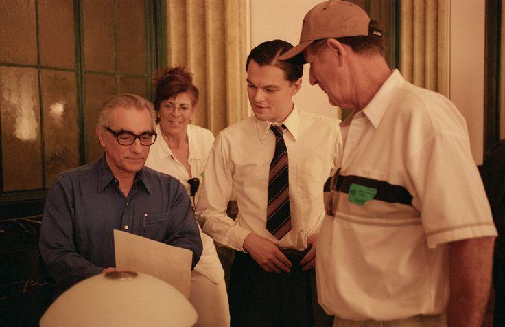 The Aviator | On set with Martin Scorsese & Leonardo DiCaprio | Vote for your favorite Leonardo DiCaprio performance now at miramax.com