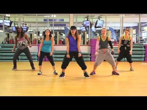 """Talk Dirty"" Zumba"