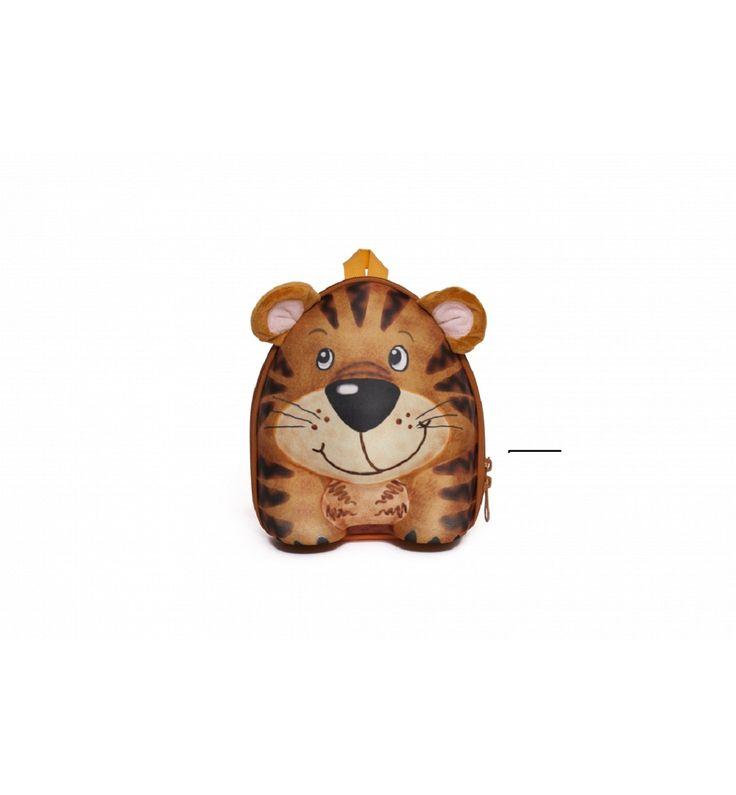 Children Bagpack #tiger. #Baby #Shop  Okiedog Wildpack Backpack Tiger Rp 249.000  Okiedog Wildpack Backpack Tiger adalah backpack stylish untuk anak usia 2-4 tahun yang didesain unik dan water resistant dalam fun 3D Tiger character dengan adorable face, plush ears, dan adjustable shoulder straps, serta dilengkapi interior write-on name tag dan interior mesh pocket untuk membawa pakaian perlengkapan si kecil saat bepergian.