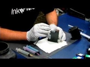 Short and sweet ways to reset a Canon ink cartridge.