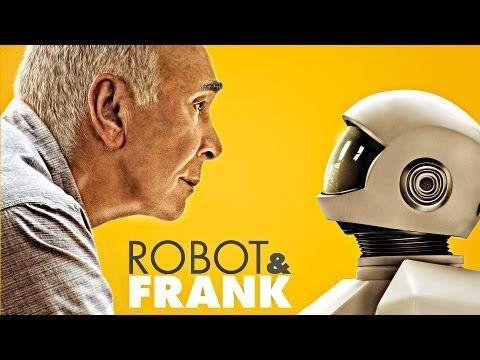 ROBOT & FRANK - Trailer #1 - YouTube
