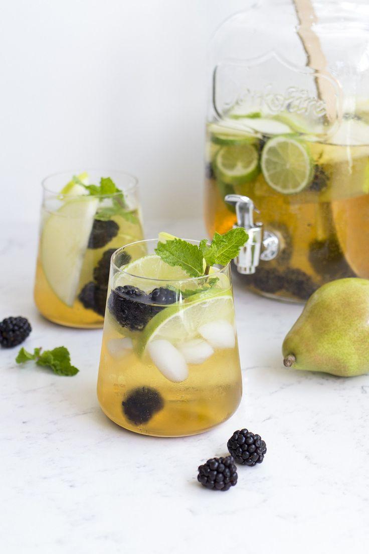 Sparkling Summer Cider