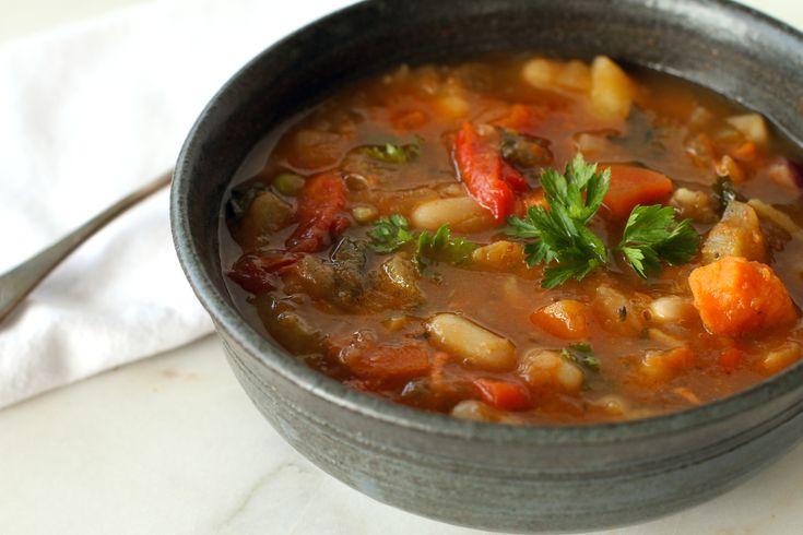 No me gusta mucho la sopa de verduras