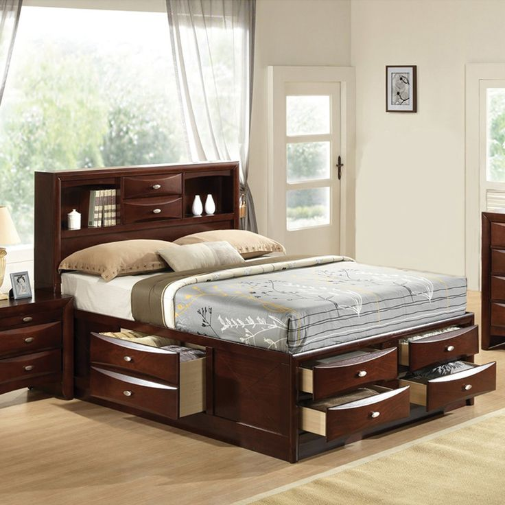 Global Furniture Linda Complete Bedroom Set This Bed Fits Perfectly In A Master Or Guest