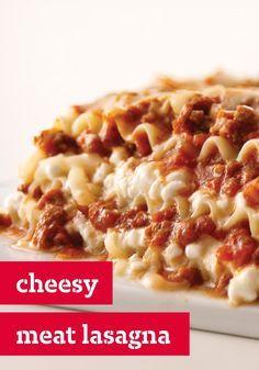 how to make halal meat lasagna