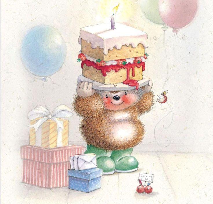 звезды смайлик милые пожелания на день рождения всех раз один