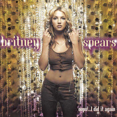 Britney Spears album covers | Album Cover, Britney Spears Oops!... I Did It Again CD Cover, Britney ...