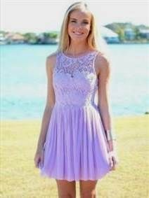 Cool purple pastel dresses 2018