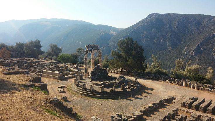 Atena Pronaia Temple