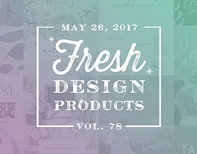 """Check out new work on my @Behance portfolio: """"Fresh design products this week"""" http://be.net/gallery/53173123/Fresh-design-products-this-week"""