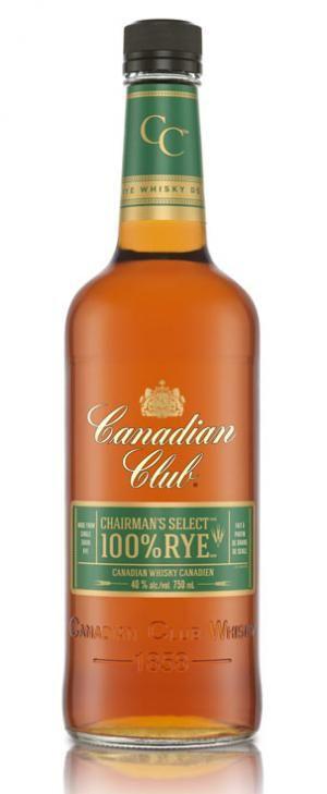 CANADIAN CLUB - 100% RYE CHAIRMAN'S SELECT