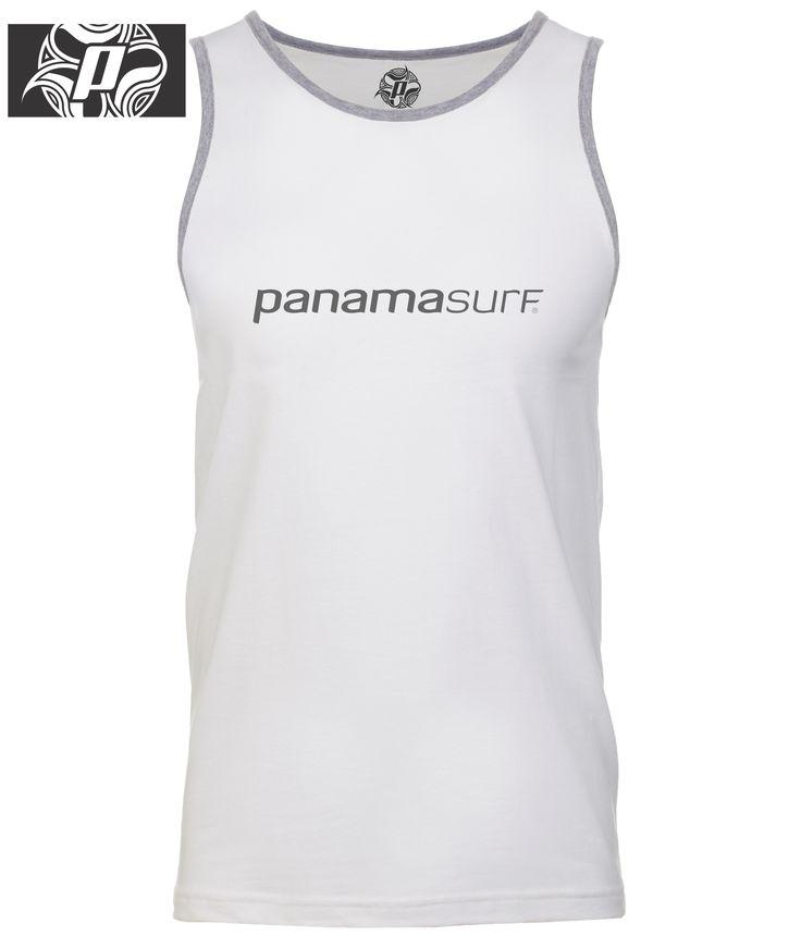 WORD Tank Top | PANAMA SURF®