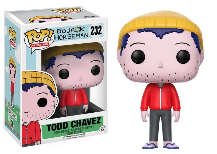 PRE-ORDER: Funko POP Television: BoJack Horseman - Todd Action Figure (May 2017)