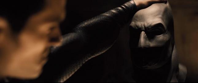 El teaser de Batman v Superman: Dawn of Justice revela que Batman era Ben Affleck
