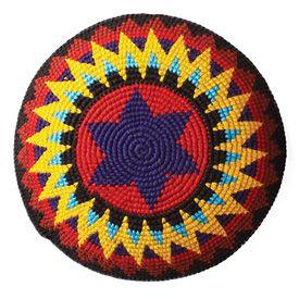 crochet doll patterns religious   Crochet A Kippah - Let's Crochet A Kippah Together!
