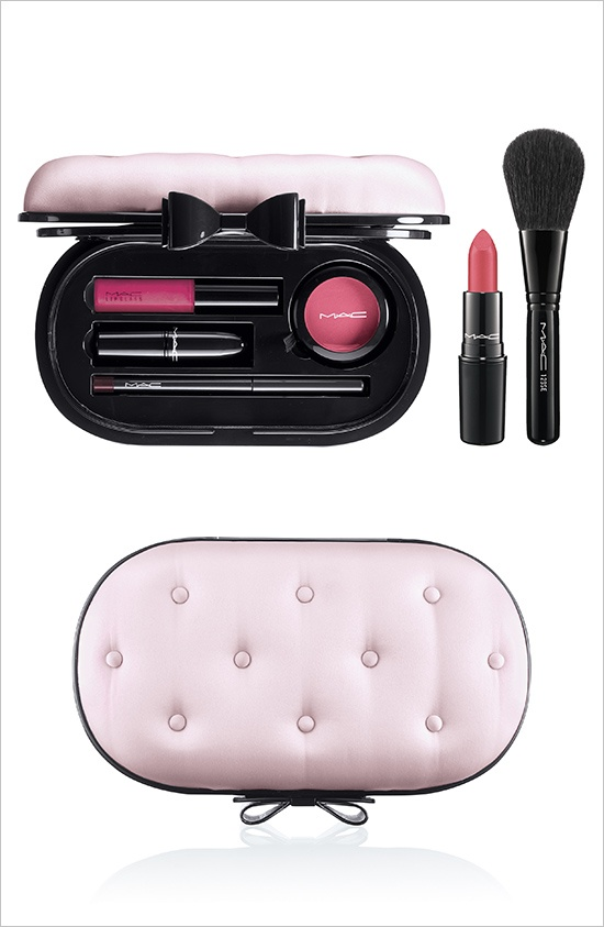 MAC Fabulousness Collection for Holiday 2012 + All for Glamour, Primped Out, Hang Up the Glamour