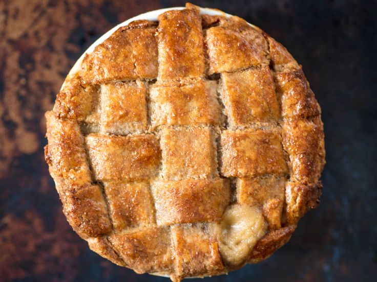 How to Make the Tastiest, Flakiest Whole Wheat Pie Crust (It's Not About Your Health) | Serious Eats