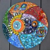 Want to make a mosaic disk and have a holiday in Cape Town ?