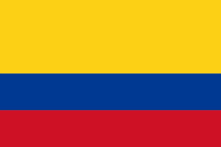 Flag of #Colombia. Visit our website: http://www.going2colombia.com/