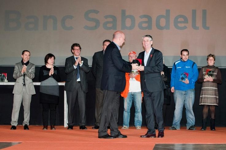 #Banc Sabadell, premi a la Responsabilitat Social