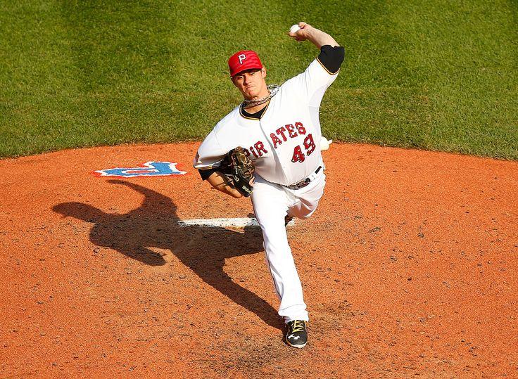Jeff Locke Photos: Cleveland Indians v Pittsburgh Pirates