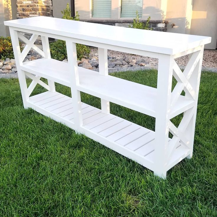 Best 25 white entry table ideas only on pinterest console table white sofa table and diy - Restoration hardware entry table ...