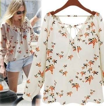 blusas estampadas floral - Pesquisa Google