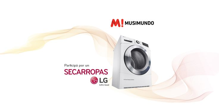 Musimundo.com - GANATE UN LAVARROPAS LG