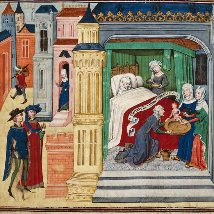 Hookup and marriage in the middle ages