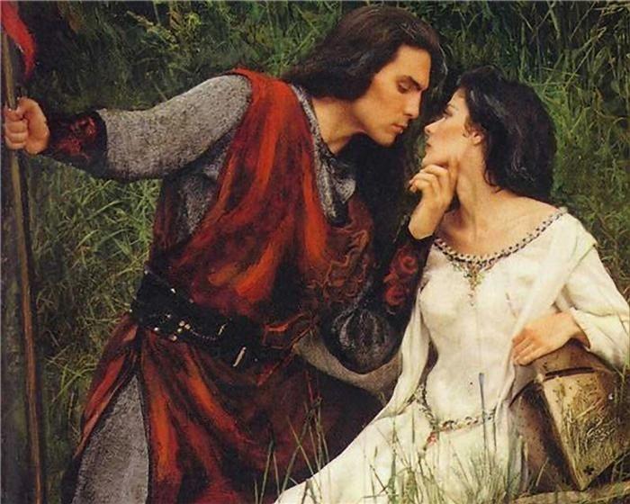 Картинки про любовь рыцари