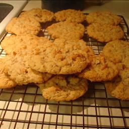 Texas Ranger Cookies recipe (they always served these in the school cafeteria)