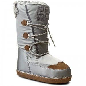 Śniegowce NAPAPIJRI - Brina 13797528 Silver N85